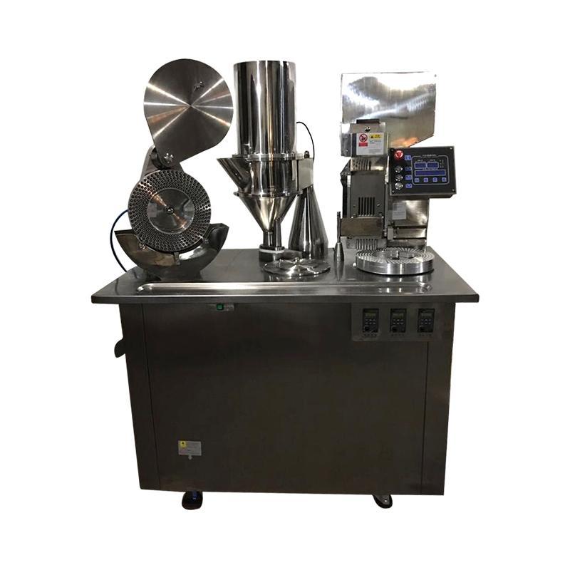 DTJ-CA 半自動膠囊填充機 4
