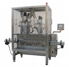 Best price automatic filling machine (1 line 2fillers)