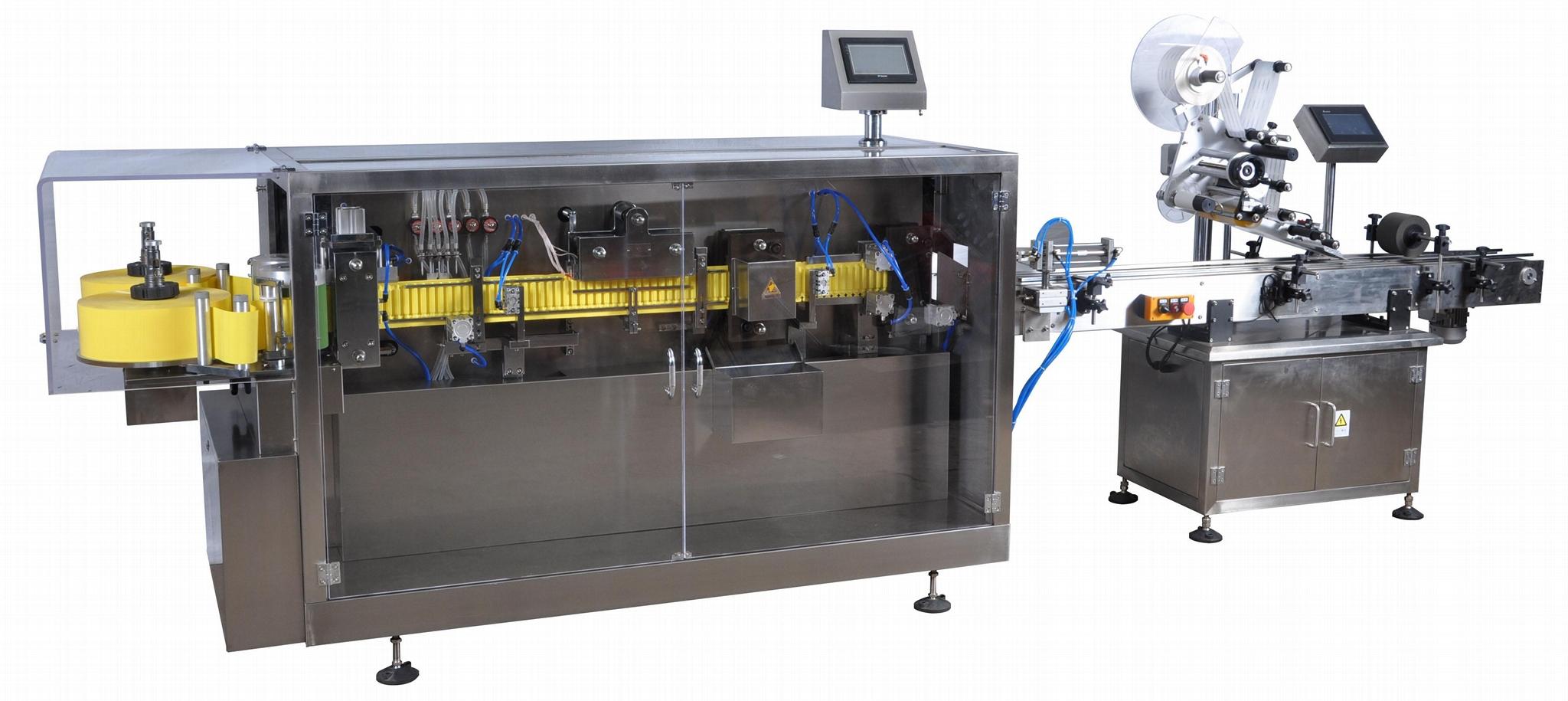 廠家直銷全自動塑料安瓿灌封機 7