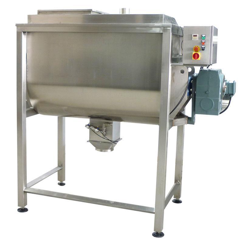 DP200 高效雙帶食物混合機 1