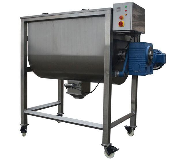 DP200 高效雙帶食物混合機 2