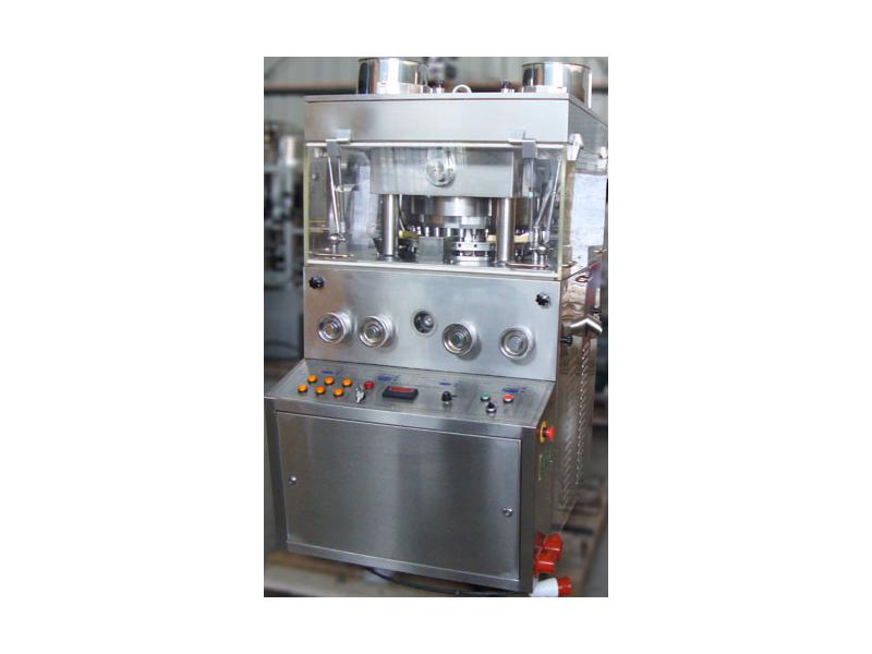 ZPW29B 鹽片專用高速旋轉壓片機 3