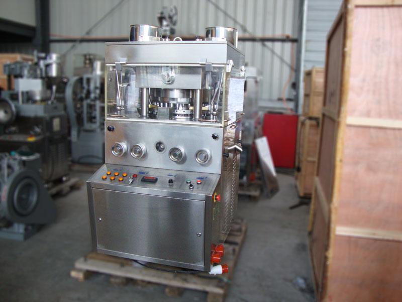 ZPW29B 鹽片專用高速旋轉壓片機 5
