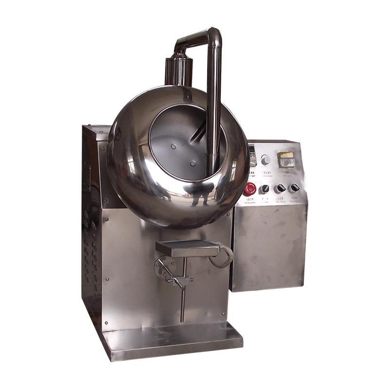 BYC-1000 荸薺式包衣機 (附帶噴霧裝置) 6