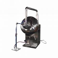 BYC-1000 荸薺式包衣機 (附帶噴霧裝置)