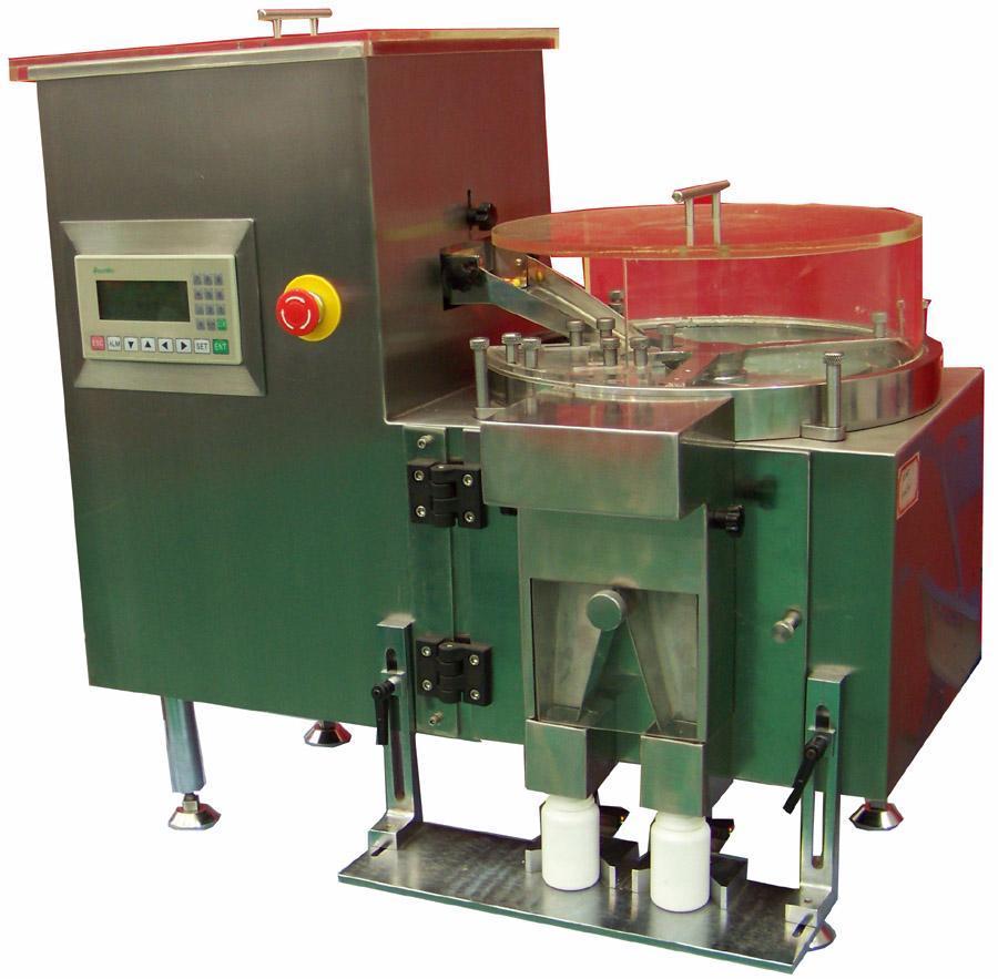 厂家直销小型电子数粒机灌装机 2