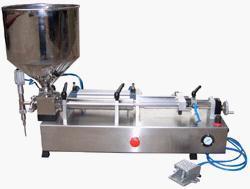 HSFA-60 膏體和液體兩用活塞式灌裝機 1