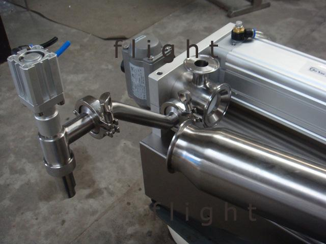 Liquid and ointment double-duty piston filling machine HSFA-60 9