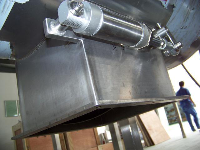 DP200 高效雙帶食物混合機 10