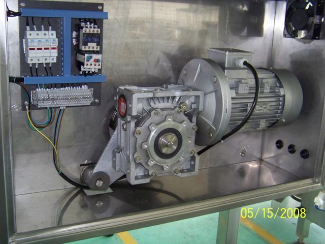 DP200 高效雙帶食物混合機 5