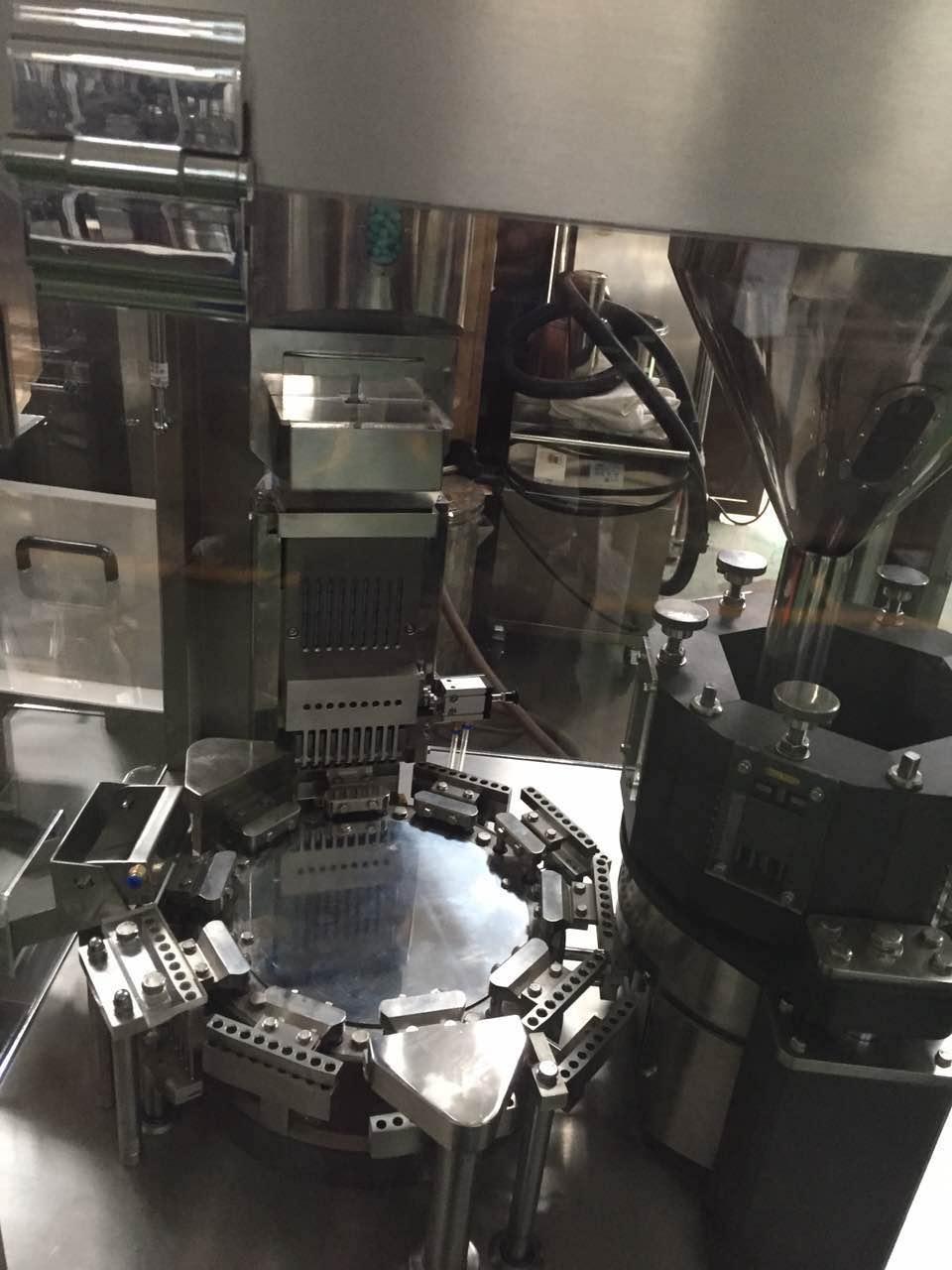 新款NJP1200C型全自动高速硬胶囊充填机 3