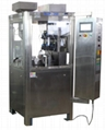 Fully automatic liquid and pellet hard capsule filling machine