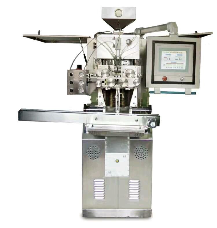 RJWJ-15軟膠囊和彩彈膠囊生產線 2