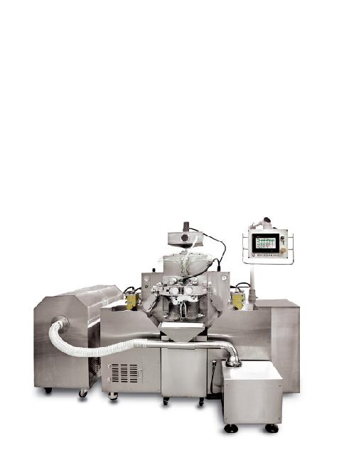 RJWJ-15软胶囊和彩弹胶囊生产线 1