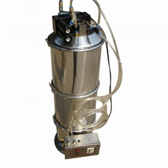 Air drive vacuum feeder QVC series