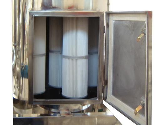 SF-60B型脈衝吸塵粉碎機組 9