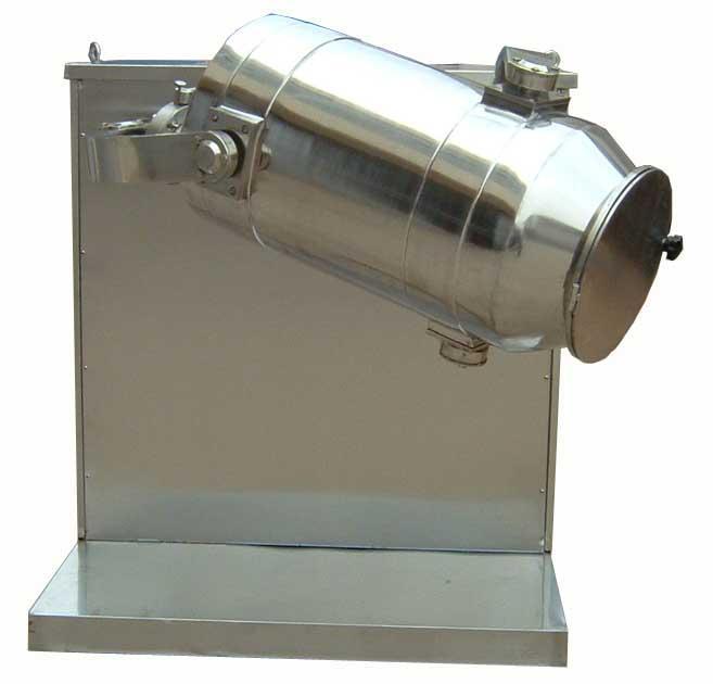 SYH-100 三維混合機 1