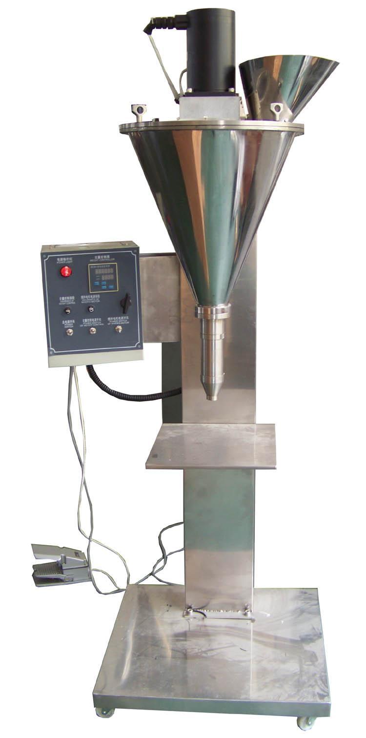 GF-250 粉末灌裝機 1