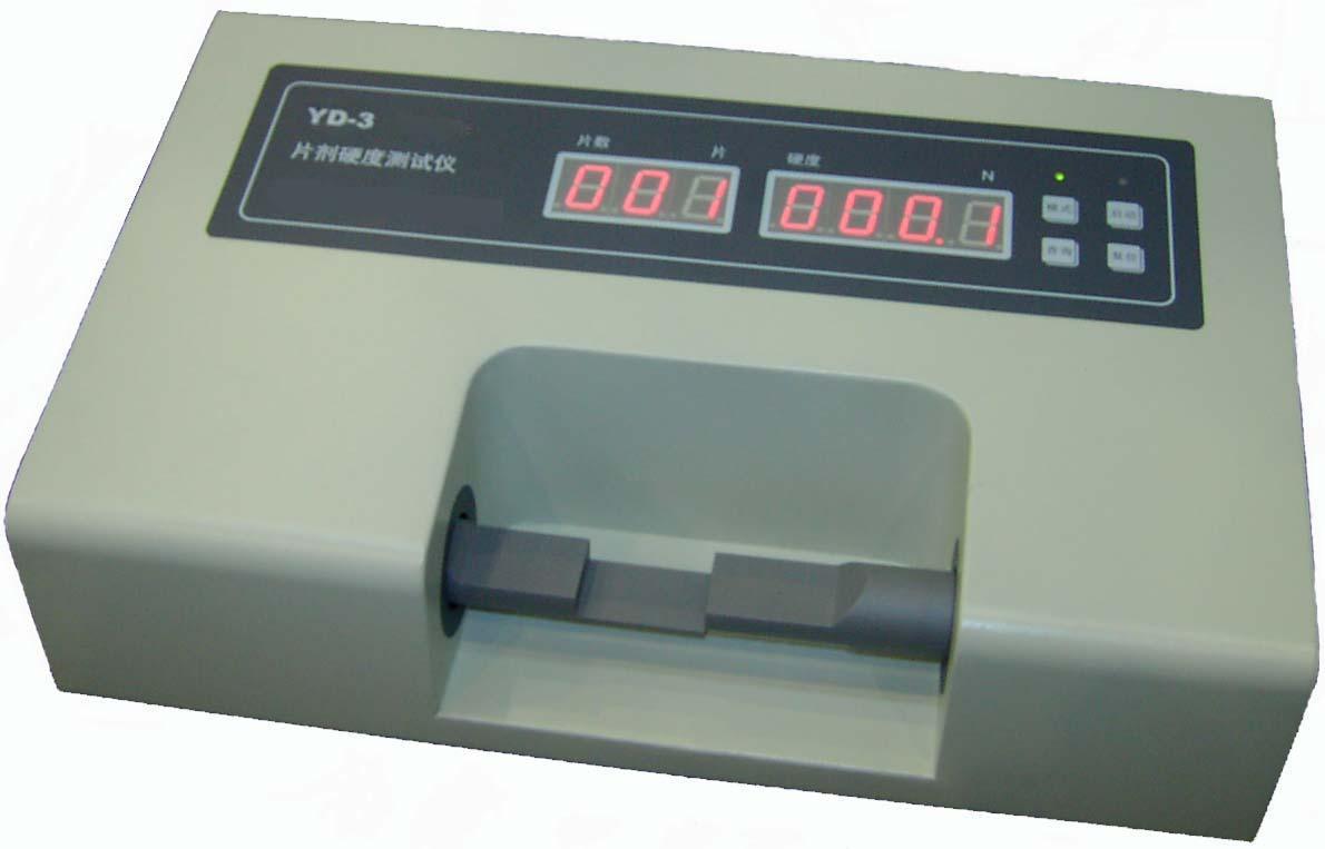 YD-3 片劑硬度測試儀 3