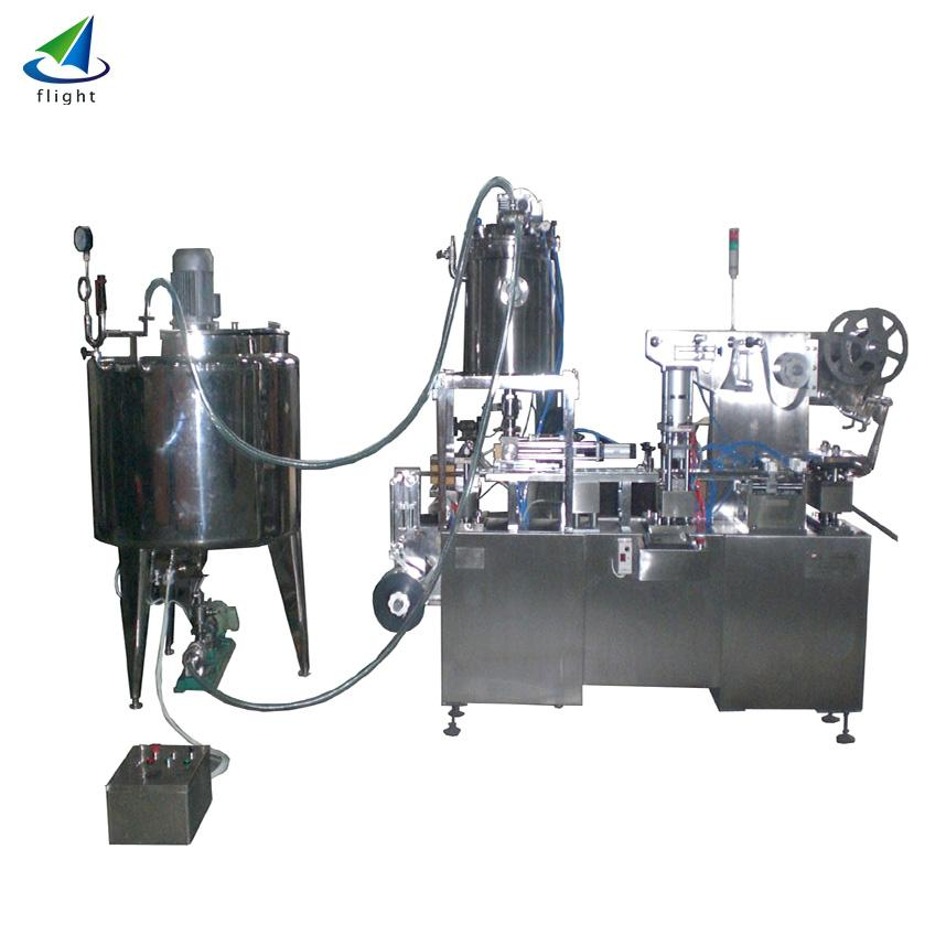 DPP-140Y 廠家直銷液體泡罩包裝機 1