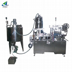 Factory price liquid blister packing machine