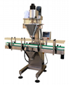 Automatic accurate auger filling machine for powder