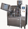 Hot sale automatic tube filling and end