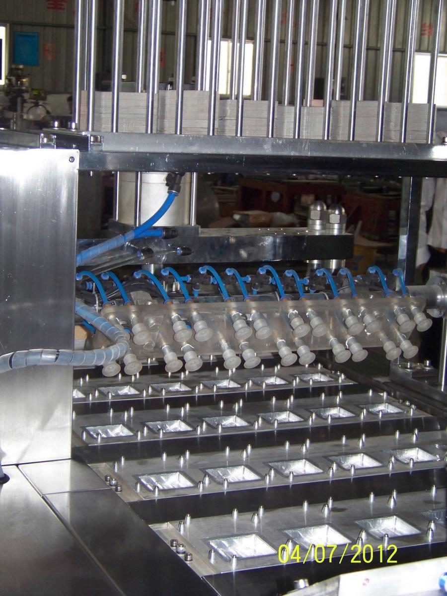 全自動紙塑泡罩包裝機帶CE証明 5