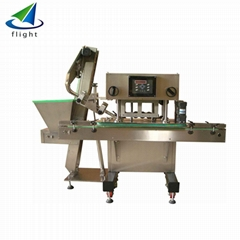 High-speed capping machine  (capper + elevator)with CE