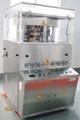 CE证明带真空上料的盐片旋转压片机