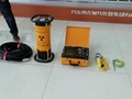 Frequency conversion portable x-ray flaw detector 3
