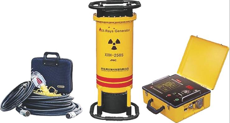 工厂批发价便格携式X射线探伤机XXQ-2005 2