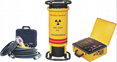 XXQ-3505 Frequency conversion portable x-ray flaw detector