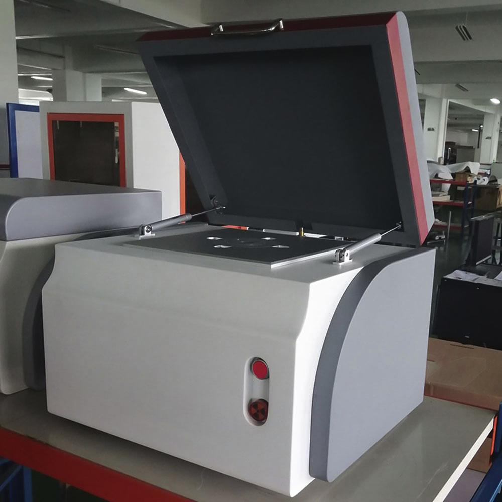 Factory price Energy dispersive X fluorescence spectrometer for RoHS  3