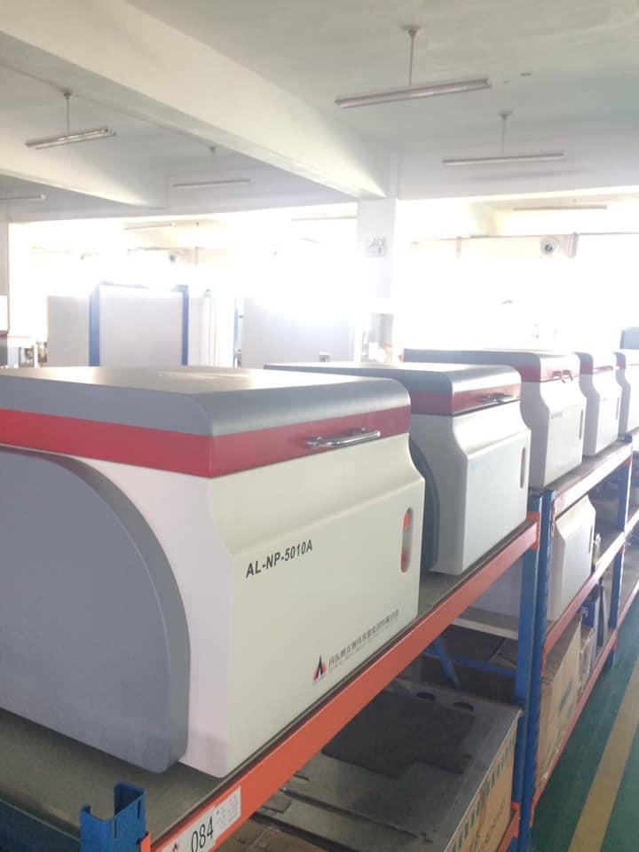 厂家直销能量色散X荧光光谱仪测试 RoHS检测仪器 4