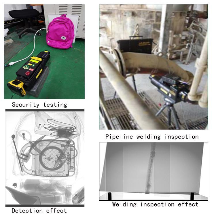 脉冲便携式X射线DR成像系统 4