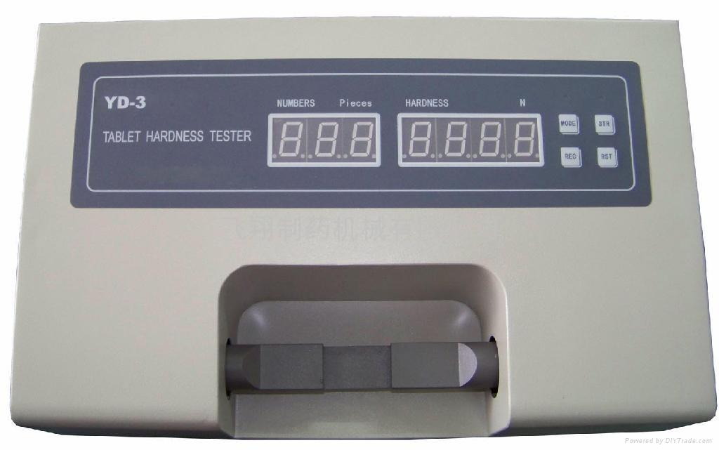 YD-3 片劑硬度測試儀 1