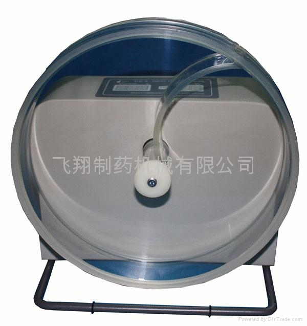 CS-4 片劑脆碎度測試儀 2