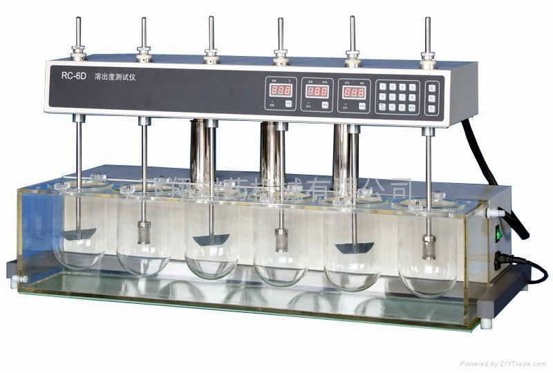 RC-6D 溶出度測試儀 1