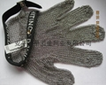 stainless steel glove