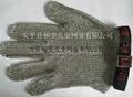 不锈钢手套、防护手套、红十字不