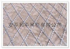 蛇腹形鐵絲網