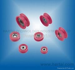 瓷輪過線輪導線輪陶瓷輪