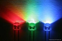 专业生产草帽钢盔红绿蓝LED