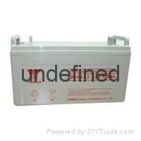 大连YUASA蓄电池NP100-12 1