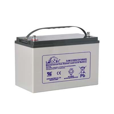 大连理士蓄电池DJM12100S 1