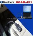 Bluetooth XCAR 431 Scanner Wireless +