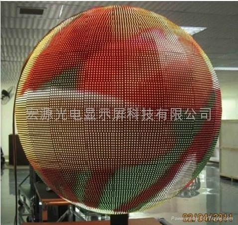 LED球型顯示屏 1