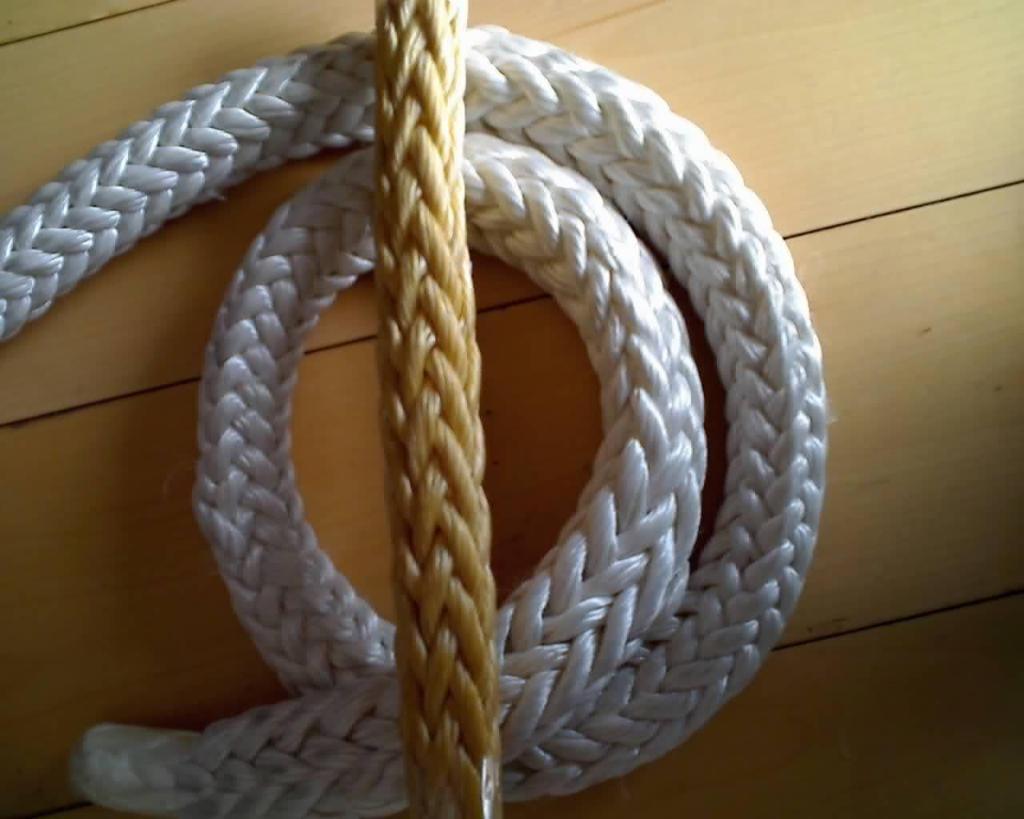 十六股編織繩纜 1