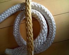 十六股编织绳缆